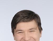 Portrait d'un Ingénieur: Eugene