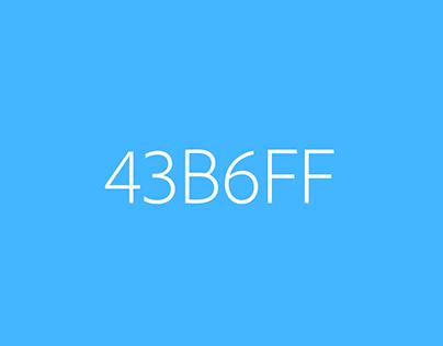 43B6FF